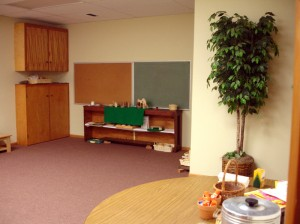 Small Meeting Room - Riverside Community Church of Hood River